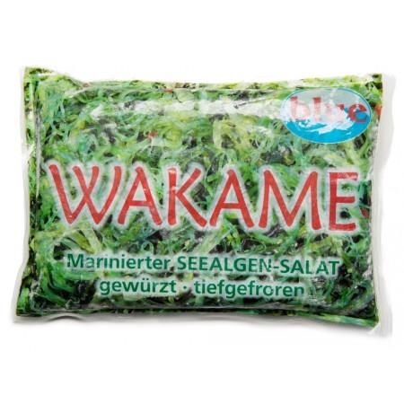 Wakame alga saláta (fagyasztott)